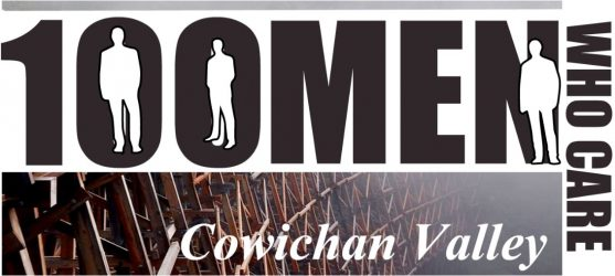 100 Men Who Care Cowichan Valley